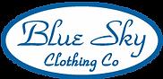 Blue Sky Clothin Logo