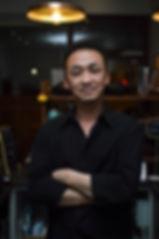 Owner Mazakazu Harada