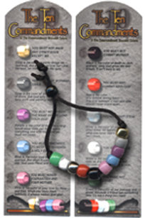 Ten Commandment Bracelet