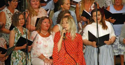 Sommerkonsert 2018 med solist Ingeborg Walther