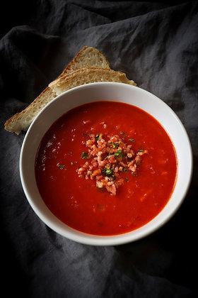 Tomato & Bacon Soup