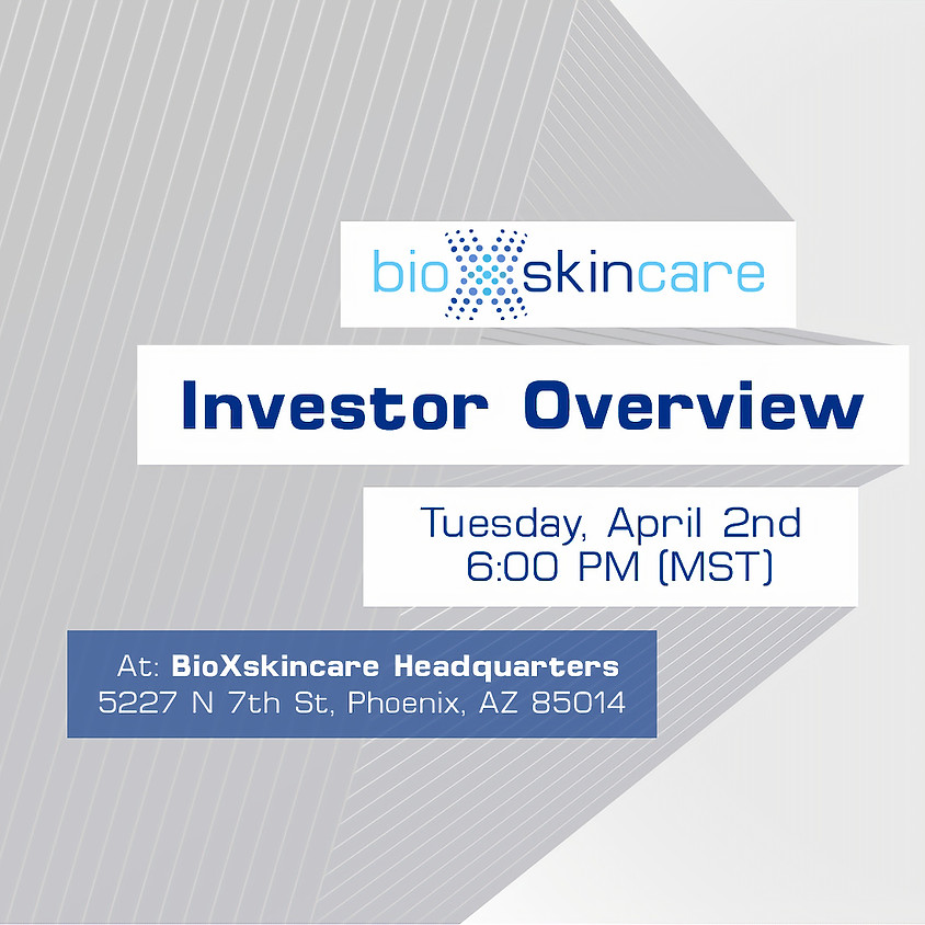 Investor Overview