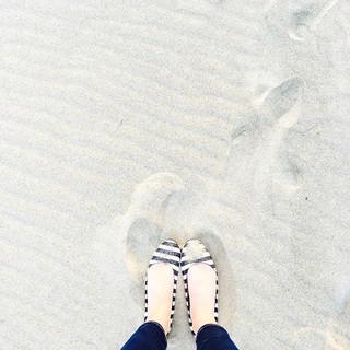 Sand on your Feet