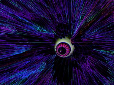 """""""eye broke the matrix..."""" Digital2021"""
