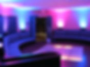 Club Room Uplighting