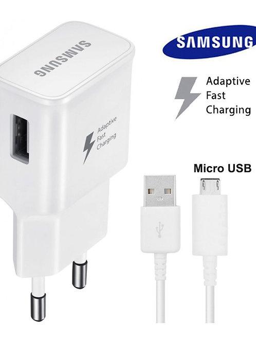 Samsung carregador de Carga Rápida Micro USB 2A Branco