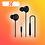 Thumbnail: Dudao Fones de ouvido X11Pro - Preto