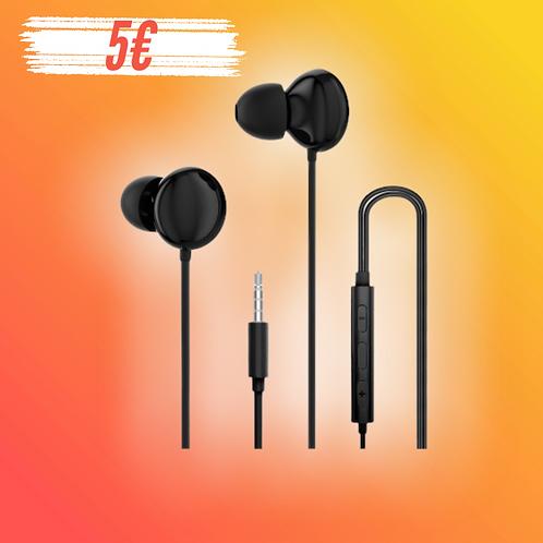 Dudao Fones de ouvido X11Pro - Preto