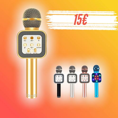 Microfone Para Karaoke