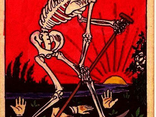 Arcanos Maiores_ caminho da dor_ A Morte