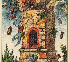 Série - Arcanos Cármicos - A Torre