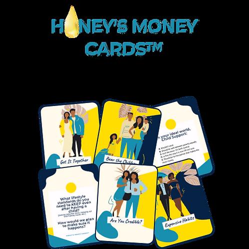 Honey's Money Cards