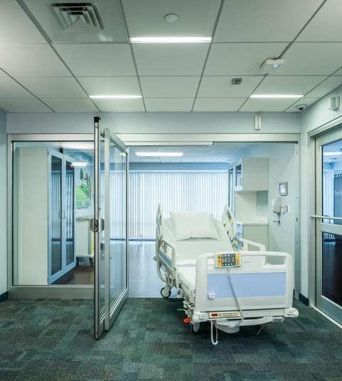 Medical Breakout glazed Slider