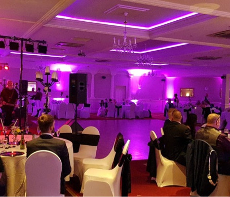 Mood lighting for your Event😀