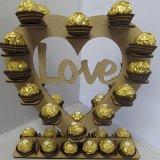Ferrero Rocher mini heart
