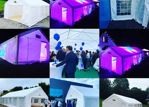 Marquees By Spro. The perfect alternative venue.
