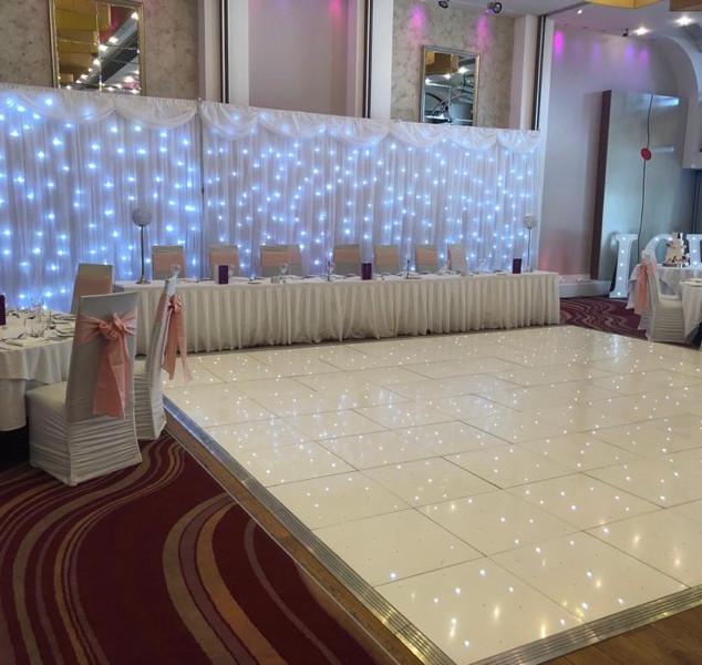 LED Sparkle Floor