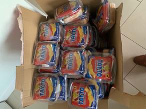 Tasty Tayto crips sandwich packs by S.Pro🥪