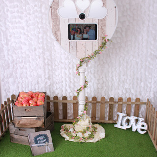 Rustic Photo Booths