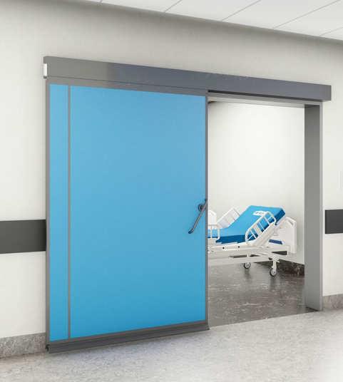 Hermetic Sliding Doors