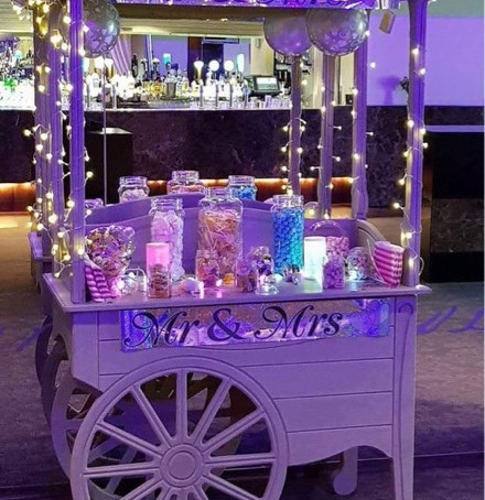 Sweet Carts For All Events😀