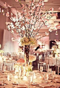 Cherry Blossom Tree Table Centrepiece