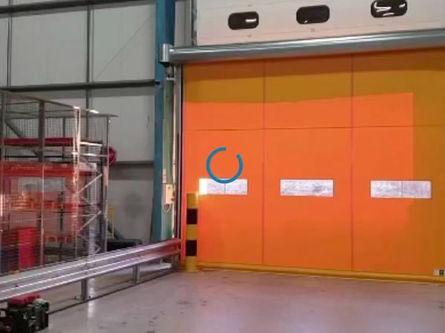 Industrial Doors By Hygenix