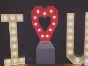 Custom made Giant Letters