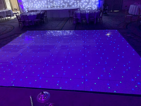 LED Sparkling Dance Floor 16 x 16