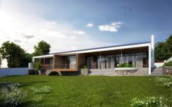 Suburban Residence