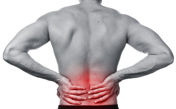 Back Pain, Sciatica, Disc bulge, trapped nerve