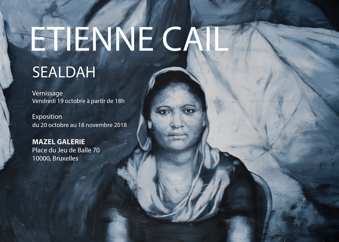 SEALDAH / MAZEL GALERIE, BRUXELLES
