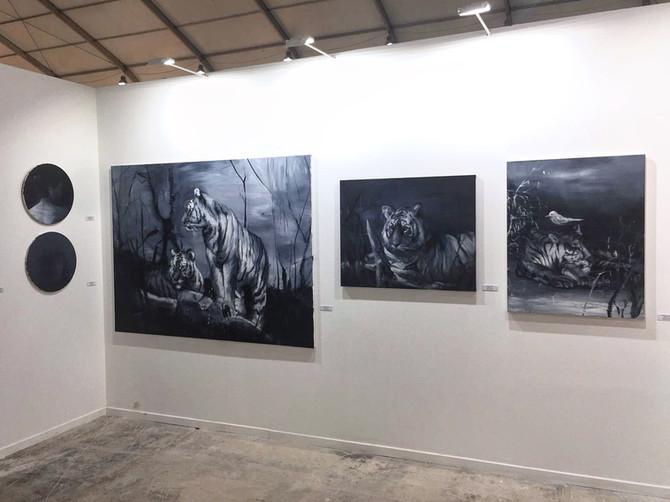 BEIRUT ART FAIR  /MAZEL GALERIE