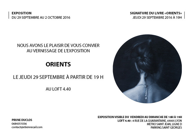 EXPOSITION ORIENTS, LYON (FR)