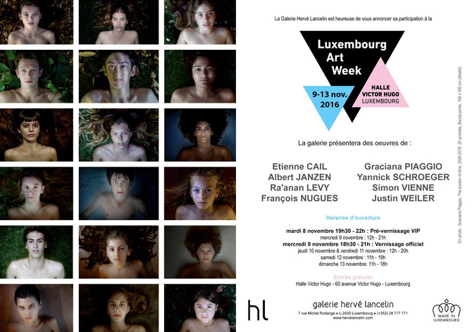 LUXEMBOURG ART FAIR, GALERIE HERVÉ LANCELIN