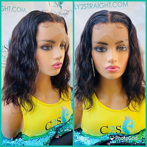 """Chiniqua"" 13x6 Newbie Body Wave 14 inch"