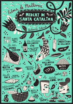 Santa Catalina Market