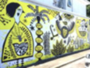 Mural in Fairfield Victoria