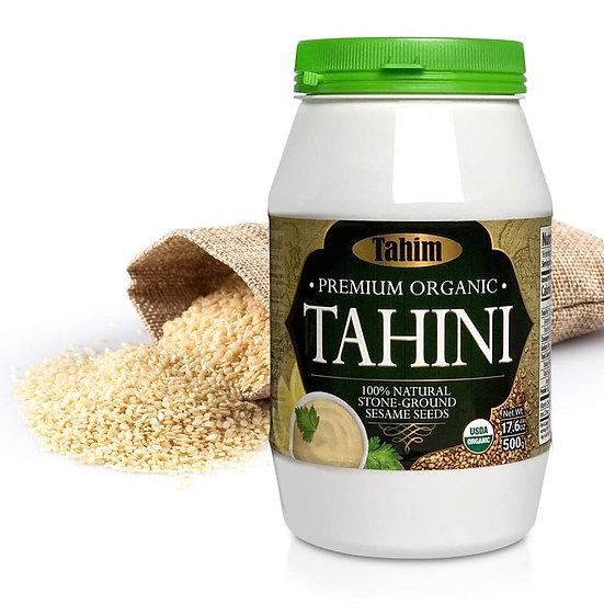 Tahim 17.6 oz Organic Tahini Vegan