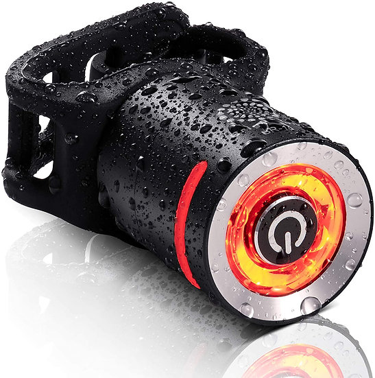 BrightRoad - USB Rechargeable Bike Tail Light