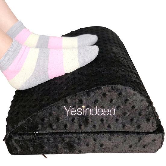 Foot rest pillow