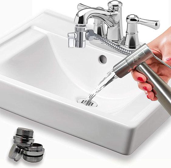 Faucet Bidet Set + Adapters