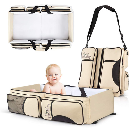 Koalaty 3-in-1 Universal Baby Travel Bag