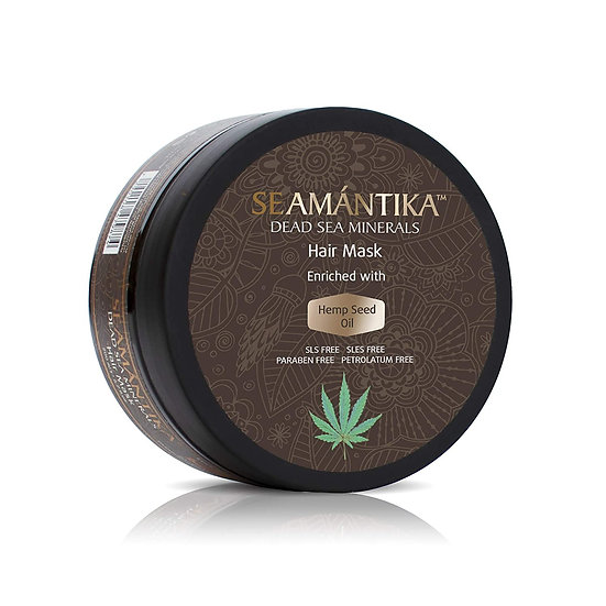 SEAMANTIKA - Hair mask - Enriched with Hemp Seed Oil