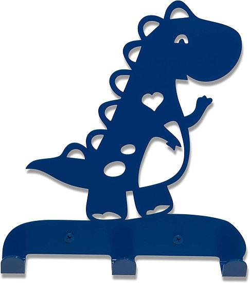 Dinosaur Kids Hook Rack T Rex Lightweight for Kids + 3