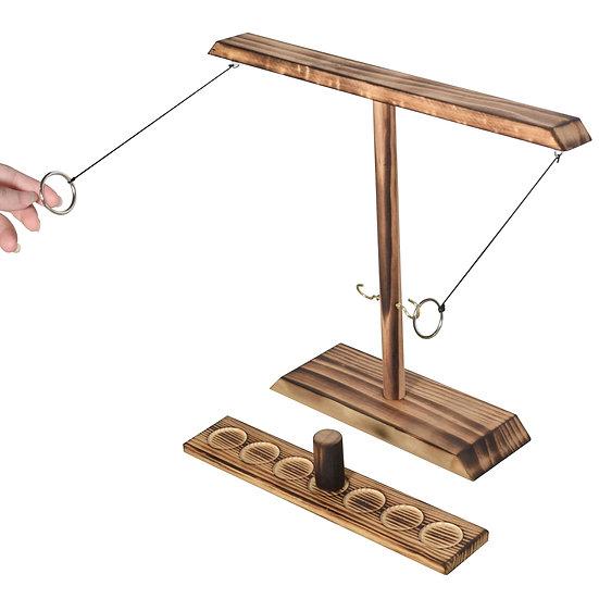 Huge Ring Toss Hook Game