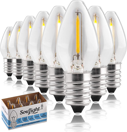 LED Night Light Bulb – C7 E12 LED Bulbs