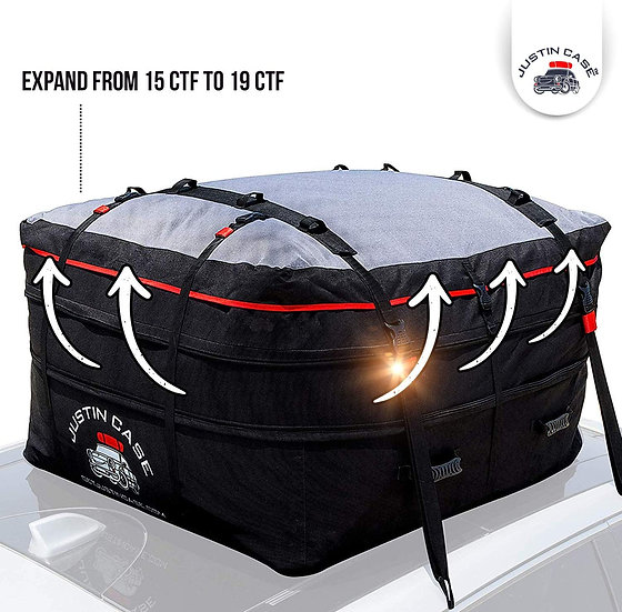 Rooftop Cargo Carrier Bag
