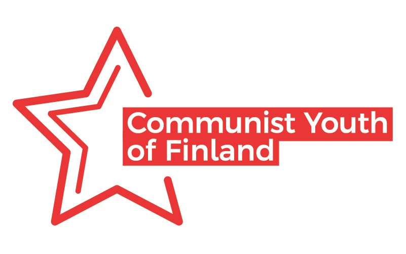 Logo of Communist Youth of Finland