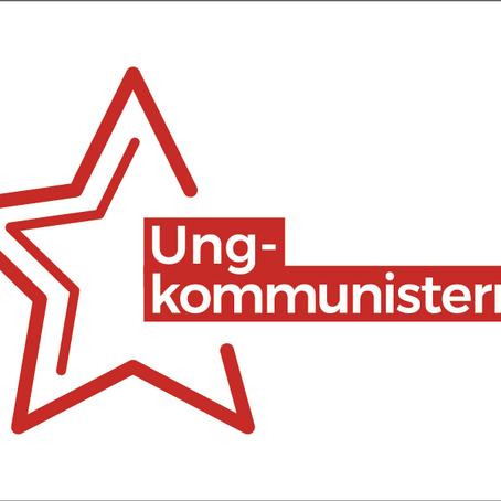 Ungkommunisternas nya styrelsen valdes